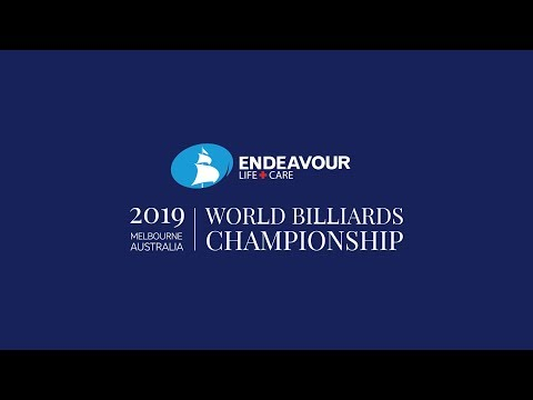Endeavour Life Care World Billiards *Session 11 Mike Russell Vs Terry Azor