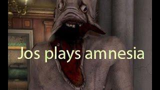 Amnesia the dark Descent : Baldo's Discovery Part 1 : Jumpscares everywhere - Co-op Bruhs [Jos]