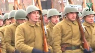 Пермские кадеты примут участие в Параде Памяти