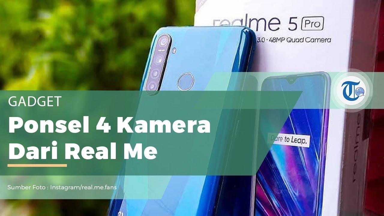 Selasa, 16 februari 2021 14:30 wib. Spesifikasi dan Harga Real Me 5 Pro yang Rilis 21 September 2019 - Tribun Video
