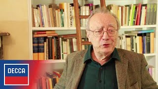 Alfred Brendel on Beethoven & Schubert