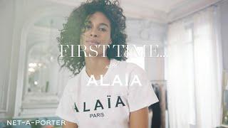 First Time with Alaïa | NET-A-PORTER