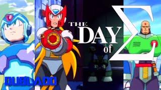 Megaman X  O DIA DE SIGMA  Dublado Megamex