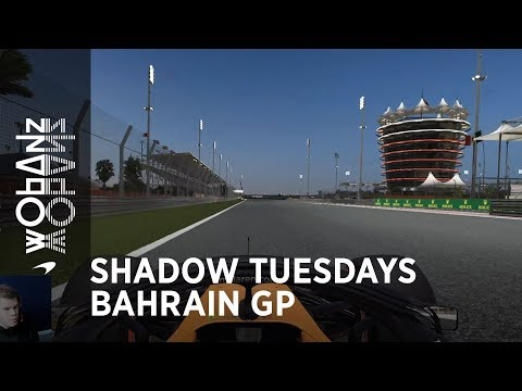 Image: Watch McLaren's Bahrain track guide with Rudy van Buren