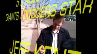 Jeff Kent Signing Autographs Memorabilia Lane & Promotions