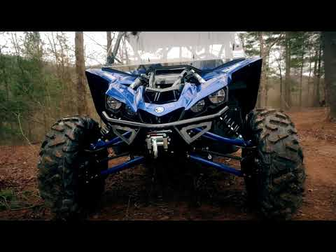 2021 Yamaha YXZ1000R SS SE in Trego, Wisconsin - Video 4
