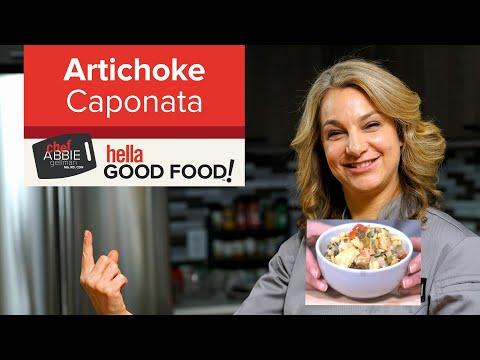 Artichoke Caponata