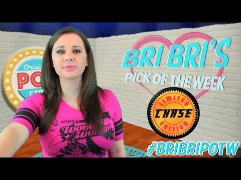 Bri Bri's FIRST CHASE FUNKO POP!! Pick of the Week!