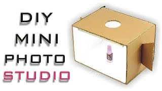 How To Make Photo Studio For Professional Product Photography At Home