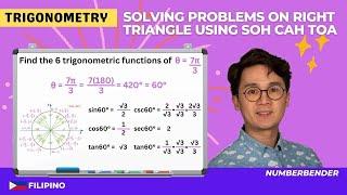 Grade 9 Math |SOH CAH TOA | Numberbender