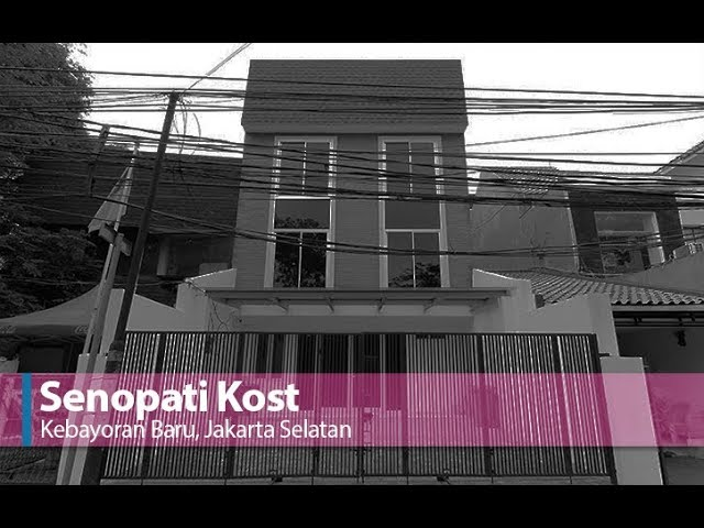 Senopati Kost Managed By 3tranches