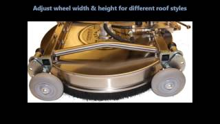 Roof Cleaner Product Demo