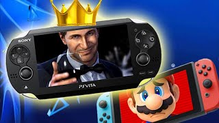 9 Reasons PS Vita Is Easily Better Than Nintendo Switch