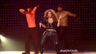 Destiny's Child - Soldier LIVE Compilation