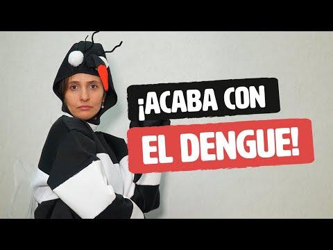 Imagem ilustrativa do vídeo: Para prevenir el Dengue y que el mosquito no te pique