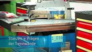 Fertigung Bedrunka+Hirth Betriebseinrichtungen