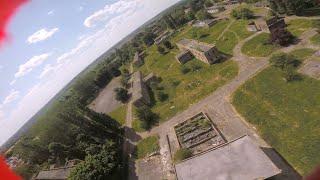 Sunday at RAF Upwood #Shorts #GoPro #FPV #Drone