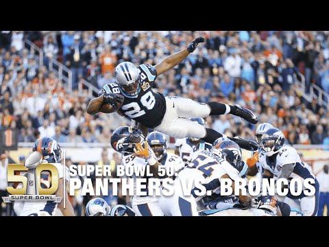 Jonathan Stewart Takes Flight & Soars for TD! | Panthers vs. Broncos | NFL