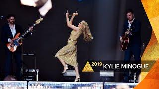 Kylie Minogue   Spinning Around (Glastonbury 2019)