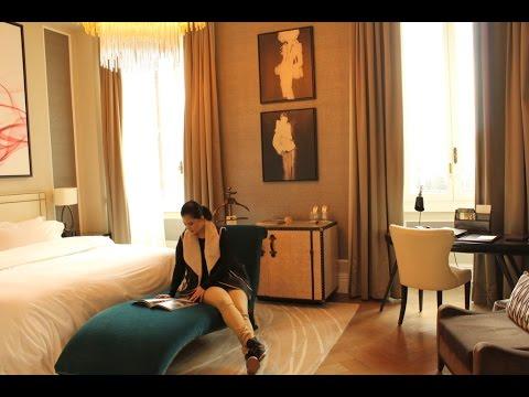 The St. Regis Hotel Rome – Couture Studio