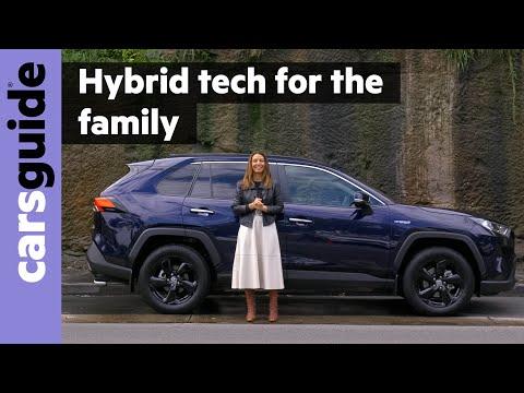 Toyota RAV4 2021 review: Cruiser Hybrid