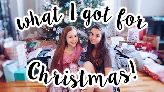 What I got for Christmas 2018!