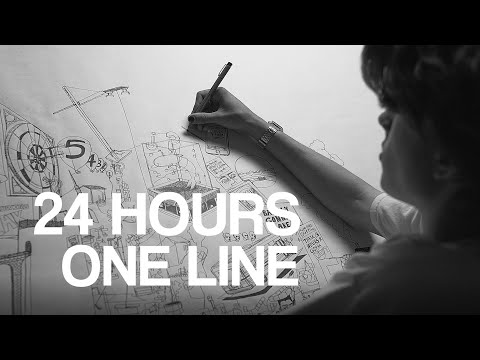 Drawing 1 Line for 24 Hours Non Stop