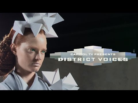 The Hunger Games: Mockingjay, Part 1 (Viral Video 'District 8's Resourceful Style')