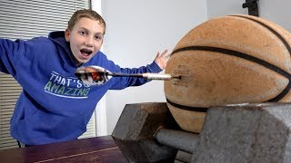Darts Trick Shots | That's Amazing