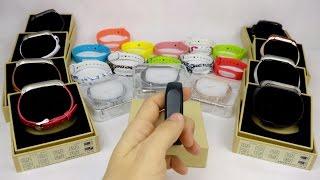 Mi Band 2 - сменные ремешки и браслеты, все что продается на просторах интернет