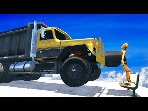 Extremely amusing moments of BeamNG DRIVE