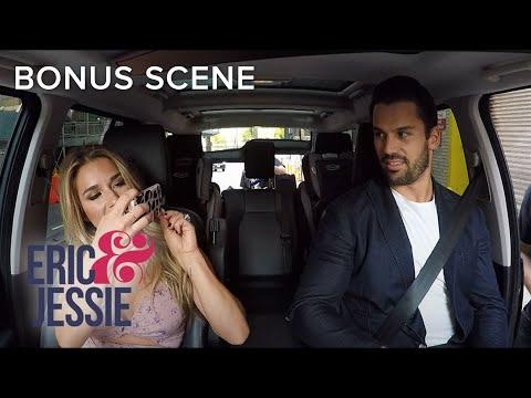 Eric and Jessie James Decker Clap for the Cameras | E!