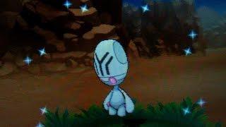 Elgyem  - (Pokémon) - DEXNAV: Shiny Elgyem after 125 Encounters on Mt. Pyre (Pokemon Alpha Sapphire)