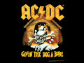 Given The Dog A Bone - AC/DC