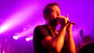 Fenech-Soler - The Great Unknown LIVE @ Glasgow ABC (22/09/11)