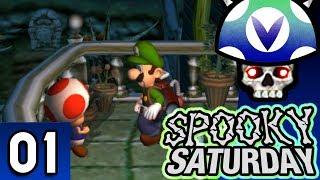 [Vinesauce] Joel - Spooky Saturday: Luigi's Mansion ( Part 1 )