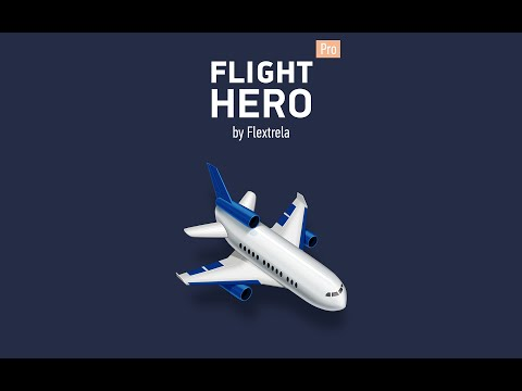 Video of Airline Flight Status Tracker