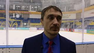 Комментарии после матчей МЛК «Алматы» - «Кулагер»