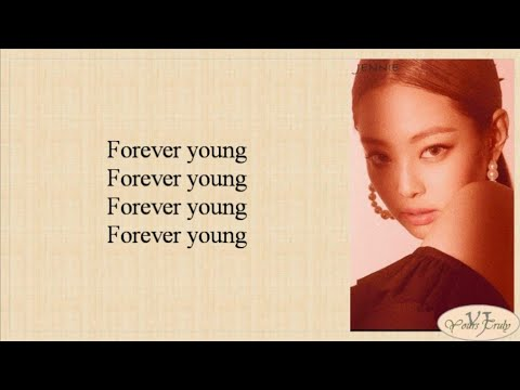 BLACKPINK - Forever Young (Japanese Ver.) Easy Lyrics