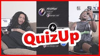 ALWAYS GOTTA BE SOME DRAMA!! - QuizUp | Mobile Series Ep.5