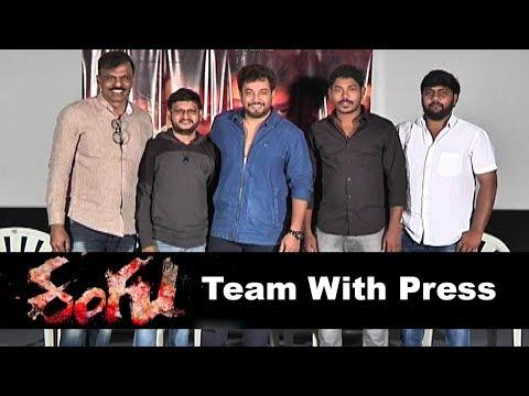 Rangu Movie Team Interview With Press