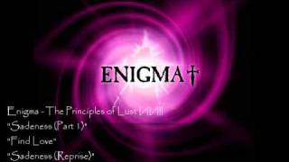 Gambar cover Enigma - Sadeness Part 1 - 2 - 3 [HQ] (Translated).