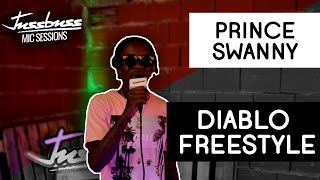 Prince Swanny | Diablo Freestyle | Jussbuss Mic Sessions | Season 1 | Episode 10
