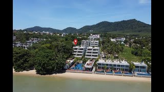 Two Bedroom, Sea-View Penthouse in Rawai Resort