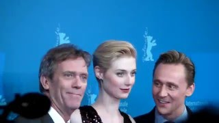 The Night Manager: il tappeto rosso a Berlino 2016