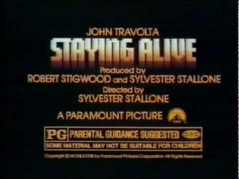Staying Alive ( Hayatta Kalmak )