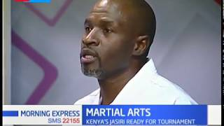 Martial Arts: Kenya's Jasiri ready for tournament | Sports Chat