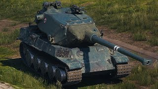World of Tanks AMX M4 mle. 51 - 7 Kills 9,9K Damage