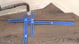 Складной измерительный инструмент
