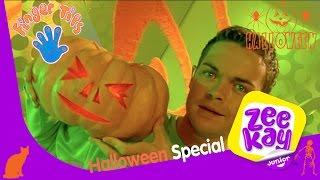 Halloween Special | Finger Tips | ZeeKay Junior